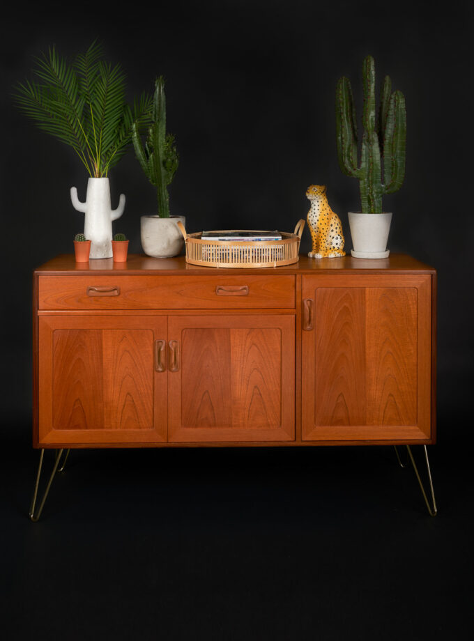Hello Retro Design Gplan Mid height Sideboard