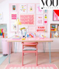 You magazine Ace & Reno Geraldine Tan Desk